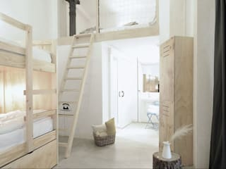 Minimalist bedroom by aaprile Minimalist