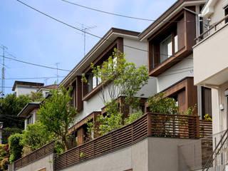 神木本町の家 モダンな 家 の 向山建築設計事務所 モダン