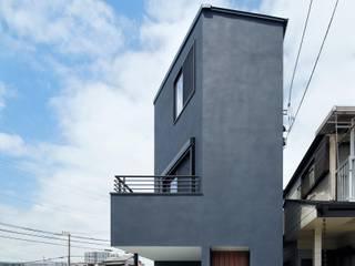 高津の家 モダンな 家 の 向山建築設計事務所 モダン