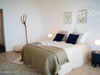 Home Staging / Wohnung 58 qm:   von PUDDA Home Staging & Redesign