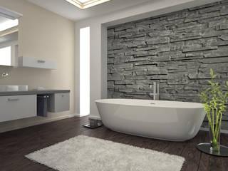 Baños de estilo moderno de PietraNova srl Moderno