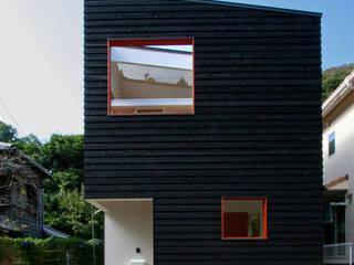 極楽寺の家 モダンな 家 の 向山建築設計事務所 モダン