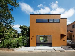 Rumah Modern Oleh 向山建築設計事務所 Modern