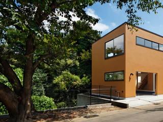 玉縄台の家 モダンな 家 の 向山建築設計事務所 モダン