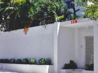 Casas de estilo  por Kika Prata Arquitetura e Interiores., Minimalista