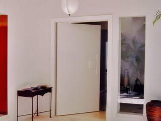 Terrazas de estilo  por Kika Prata Arquitetura e Interiores., Minimalista