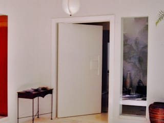 Terrace by Kika Prata Arquitetura e Interiores., Minimalist