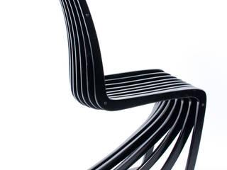 Stripe Chair:   by Joachim King Furniture