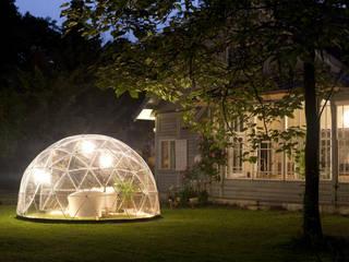 10qm GARDEN IGLOO 4 Jahreszeiten 360° Wintergarten, Pavillon, Gewächshaus:   von Ladentisch Inh. J. Langguth