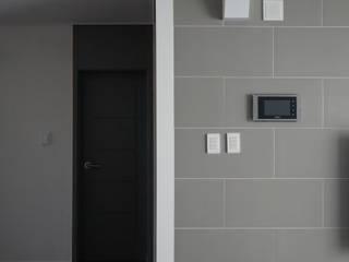 Salas de estilo moderno de 마르멜로디자인컴퍼니 Moderno