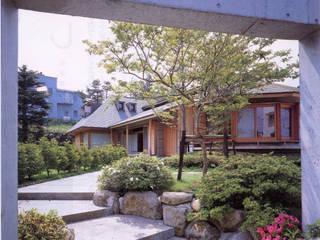 伊豆高原の家 モダンな 家 の K2・PLAN 株式会社本多建築設計事務所 モダン