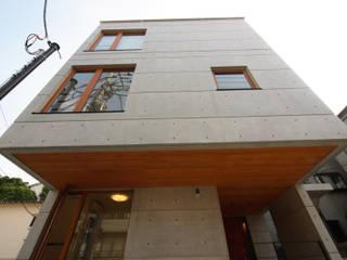 小石川の家 モダンな 家 の K2・PLAN 株式会社本多建築設計事務所 モダン