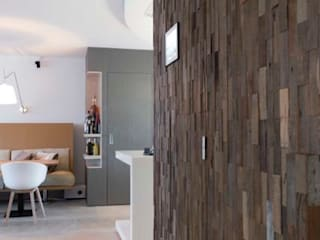 Interieurontwerp en inrichting villa Moderne keukens van SMEELE Ontwerpt & Realiseert Modern