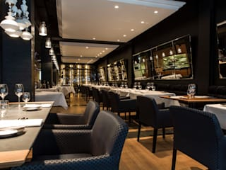 Restaurant Amarone Rotterdam:  Gastronomie door SMEELE Ontwerpt & Realiseert