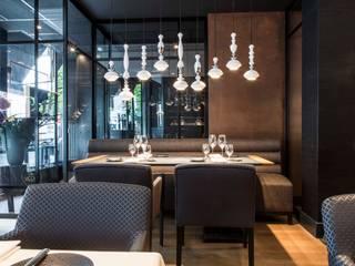 Restaurant Amarone Rotterdam:  Gastronomie door Smeele | ontwerpt & realiseert