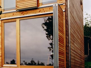 EFH Kierling Moderne Häuser von dietrich + lang architekten Modern