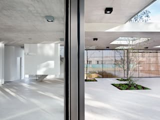 VDV ARQ Modern garden
