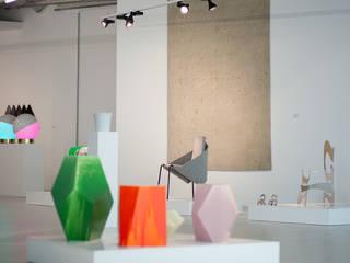 Exhibition view:   von helmrinderknecht