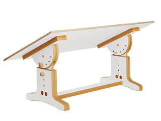 Schreibtisch höhenverstellbar: modern  von Tischlerei Schade,Modern