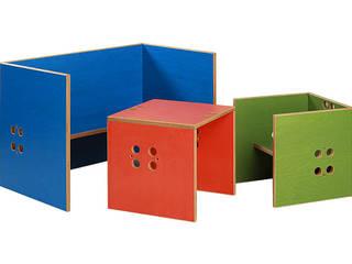 Kindersitzgruppe: modern  von Tischlerei Schade,Modern