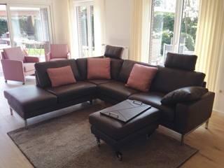 Sofa Modell 1100: modern  von Gehlenborg die Sitzwerke,Modern