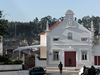 Juncal Parish Hall por atelier Jordana Tomé Vitor Quaresma
