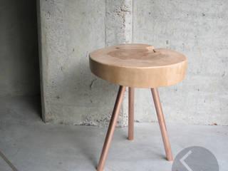 Stolik No.14 Cu: styl , w kategorii  zaprojektowany przez Studio Minimal Meble