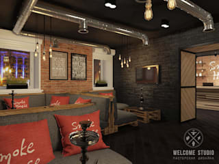 by Мастерская дизайна Welcome Studio Industrial
