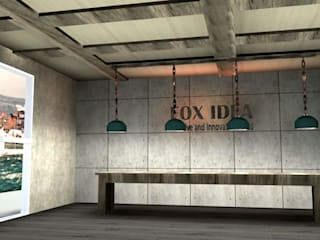 industrial  by FOX IDEA, Industrial