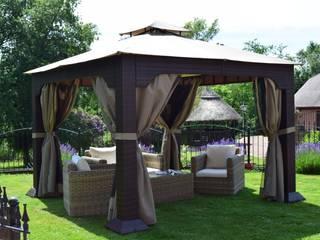 Weaves Blanheim Sofa Set Modern garden by Weaves Interiors & Outdoors Modern