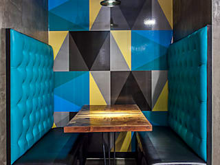 SZTUKA Laboratorio Creativo de Arquitectura Modern dining room