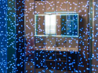 Двухкомнатная квартира. Дизайн интерьера  г.Калининград: Ванные комнаты в . Автор – Asiya Orlova Interior Design