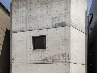 ファサード: 松井建築研究所が手掛けた家です。,モダン