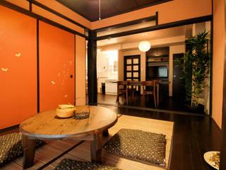 小上がりのある家: 灯和屋(株式会社シェアスタイル)が手掛けたです。