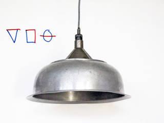 Industrielle Kollektion Industriale Esszimmer von VLO design Industrial