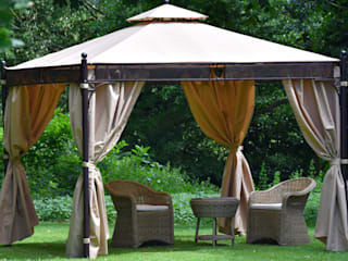 Mayfair Gazebo by Weaves Modern garden by Weaves Interiors & Outdoors Modern