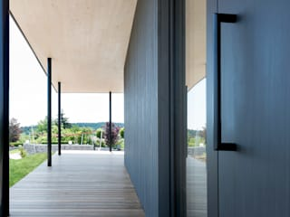 Modern Houses by bogenfeld Architektur Modern