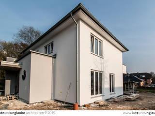 Neubau eines Einfamilienhauses Klassische Häuser von Lutz und Unglaube Architekten Klassisch