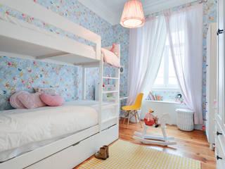 Girls Bedroom by LAVRADIO DESIGN