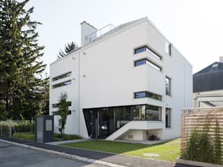 Houses by x42 Architektur ZT GmbH