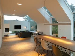 Living room by x42 Architektur ZT GmbH
