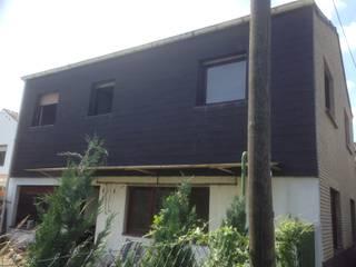 Umbau und Sanierung eines Einfamilienhauses, Bonn Graurheindorf von Lutz und Unglaube Architekten