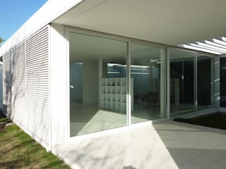 Modern conservatory by Marcelo Ranzini - Arquitectura Modern