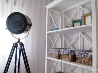 Chambre d'enfant de style de style Moderne par Preto Marfim