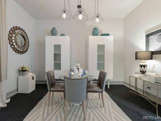 Salle à manger de style de style Moderne par Preto Marfim
