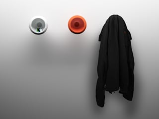 Blomp Coat Hook: modern  by aCathroDESIGN, Modern