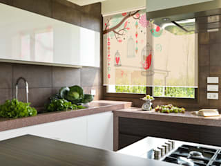 Bonita Casa Kitchen Synthetic Brown