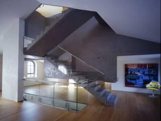 bw2 Ingresso, Corridoio & Scale in stile minimalista di AG&F architetti Minimalista