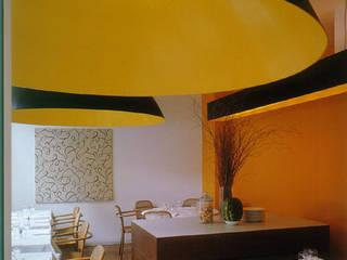 my grill Sala da pranzo minimalista di AG&F architetti Minimalista