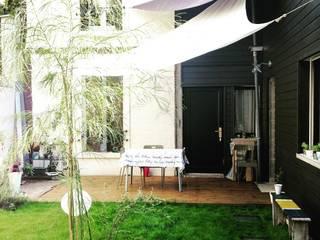 Amandine Leblanc Scandinavian style houses Black